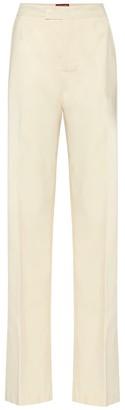 Altuzarra Higbie high-rise stretch-wool pants