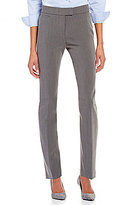 Investments Petites the 5TH AVE fit Straight-Leg Pant