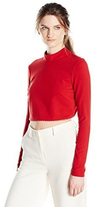 Finders Keepers findersKEEPERS Women's Aspects L/s Crop