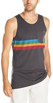 Rip Curl Men's Vintage Stripes Pocket Tank