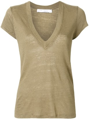 IRO V-neck T-shirt