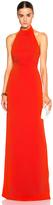 Calvin Klein Collection Feya Stretch Matt Cady Dress