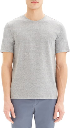 Theory Clean Gamma Jacquard T-Shirt