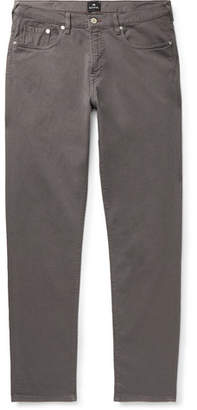 Paul Smith Slim-Fit Tapered Garment-Dyed Denim Jeans