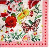 Gucci Garden exclusive shawl