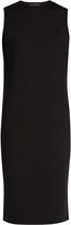 The Row Tottie sleeveless scuba-jersey dress