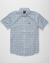 RVCA Porcelain Mens Shirt