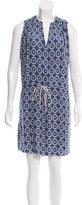 Ulla Johnson Silk Abstract Print Dress