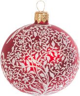 Jay Strongwater White Forest Artisan Tree Decoration - Siam