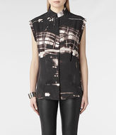 AllSaints Resonate Shirt