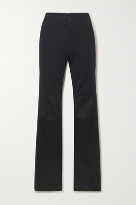 Ienki Ienki Flared Ski Pants - Black