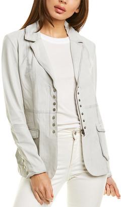 Jakett Amy Leather Jacket