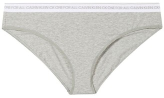 Calvin Klein ONE COTTON (AVG + FULL FIGURE) BIKINI (FULL FIGURE)