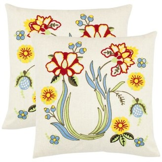 Safavieh Kiara Cotton Throw Pillow