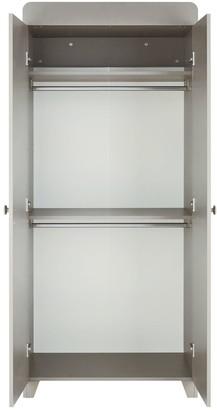 Little Acorns Wardrobe - Light Grey