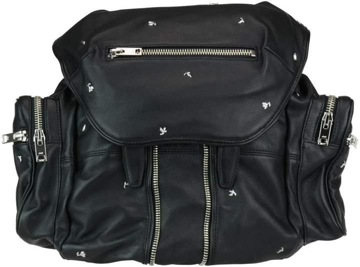 Alexander Wang Rose Studded Marti Backpack