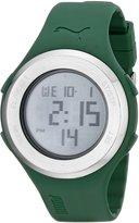 Puma Men's PU910981005 Rubber Quartz Watch