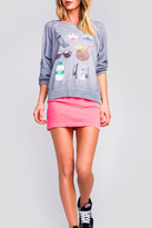 Wildfox Couture Tanning Essentials Sweatshirt