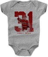 500 Level Carey Price Grunge R Montreal Kids Onesie 18-24M