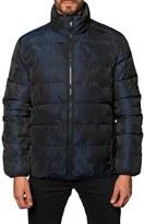 Jared Lang Men's Geneva Camo Down Puffer Jacket