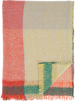 Zuzunaga Squares Throw