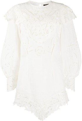 Isabel Marant Ellery lace dress