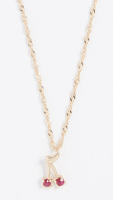 Ariel Gordon 14k Cherry Bomb Necklace