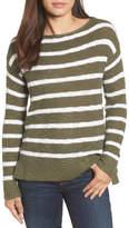 Caslon Side Tie Sweater