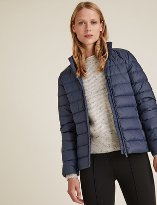 Marks and Spencer Feather & Down Puffer Jacket