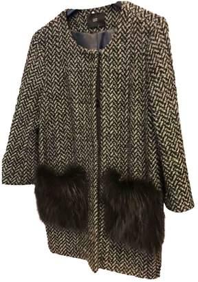 Steffen Schraut Wool Coat for Women