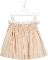 No21 Kids - star print full skirt - kids - Cotton - 6 yrs