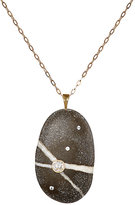 Cvc Stones Women's Xenia Necklace-BLACK