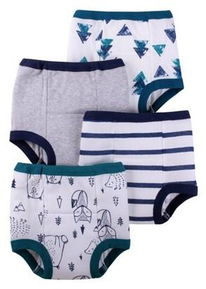 Lamaze Toddler Boy Training Pants, 4-Pack