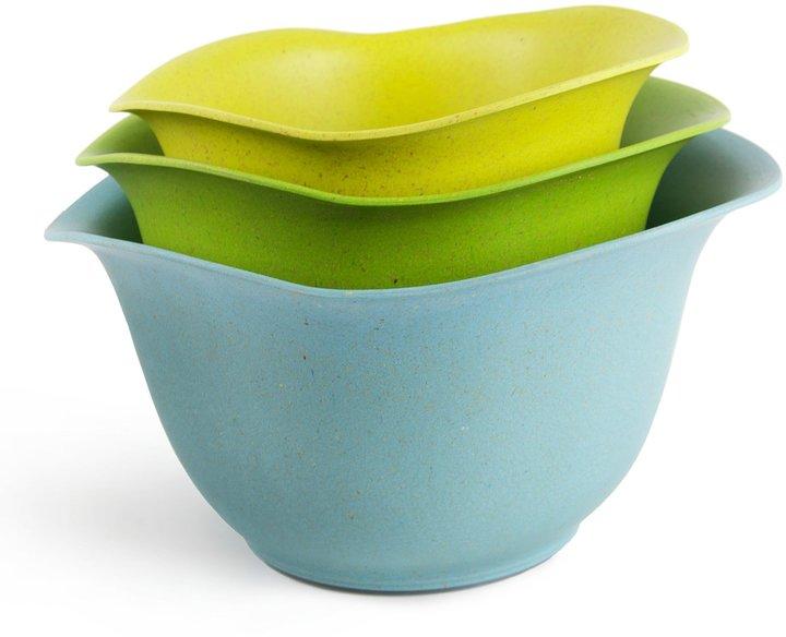 Architec Ecosmart by Purelast Mixing Bowls, Set of 3