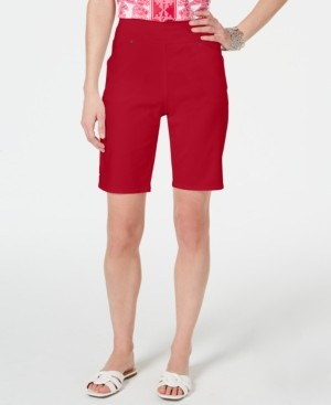 INC International Concepts Inc Pull-On Bermuda Shorts, Created for Macy's