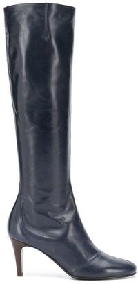 Michel Vivien Edge 75mm knee-high boots