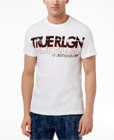 True Religion Men's Retro Logo Cotton T-Shirt