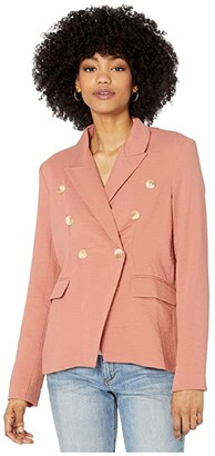 Bishop + Young Camille Blazer (Moonstone) Women's Jacket
