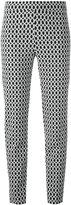 D-Exterior D.Exterior - printed leggings - women - Cotton/Polyamide/Spandex/Elastane - L