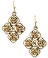 Wild Lilies Jewelry Diamond Dangle Earrings