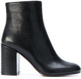 L'Autre Chose Zip King boots - women - Calf Leather/rubber - 36
