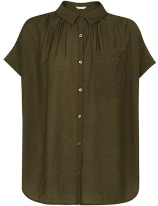 Whistles Nicola Button Through Shirt