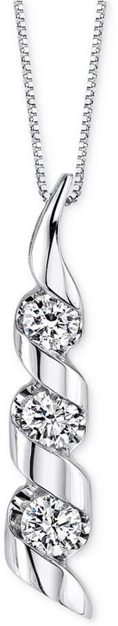Sirena Diamonds are too small looks cheap