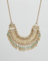 Ruby Rocks Statement Festival Necklace