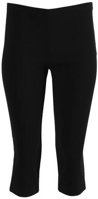 The Row Black Cappo Pants
