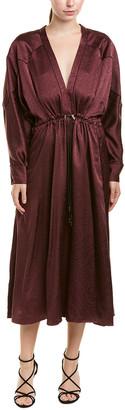 Jonathan Simkhai Johnathan Simkhai Santiago Caftan Dress