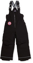 Canada Goose Thunder Waterproof Winter Pants, Black, Kids' Size XS-XL