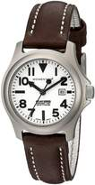 Momentum St.Moritz Watch Group Women's 1M-SP01W2C ATLAS Classic Field Watch with Oversize Numbers and Date Watch