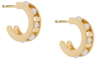 IVI Mini Tiger Pearl Hoops