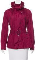 Burberry Casual Windbreaker Jacket
